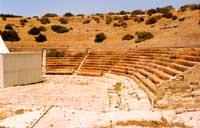Teatro Greco di Eraclea Minoa  - Eraclea minoa (7217 clic)