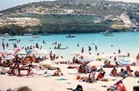Baia dei Conigli Baia dell'Isola dei Conigli  - Lampedusa (84572 clic)