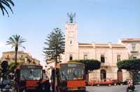 Il Palazzo di Città in Piazza Progresso  - Licata (8382 clic)