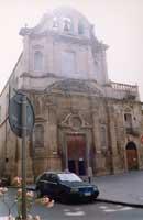 La Chiesa e il Convento del Carmine in Via Roma  - Licata (5428 clic)