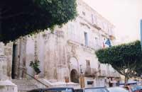 Via Roma - Chiesa di San Domenico  - Licata (8472 clic)
