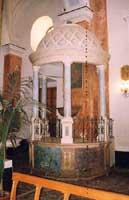 Chiesa Madre (Santa Maria del Rosario) di Palma di Montechiaro - interno  - Palma di montechiaro (4050 clic)