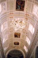 Chiesa Madre (Santa Maria del Rosario) di Palma di Montechiaro - interno  - Palma di montechiaro (6336 clic)
