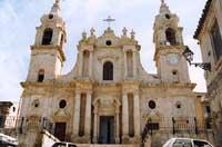 Chiesa Madre (Santa Maria del Rosario) di Palma di Montechiaro  - Palma di montechiaro (10533 clic)