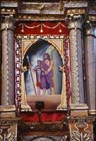 Particolare del carro alla Festa di Gesù il Nazareno  - San giovanni gemini (5068 clic)