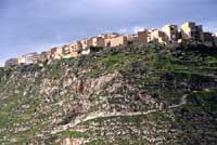 La montagna di Sant'Angelo Muxaro  - Sant'angelo muxaro (6488 clic)