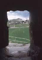 Panorama dalla Grotta del Principe  - Sant'angelo muxaro (5554 clic)