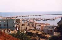 Vista sul Porto di Sciacca  - Sciacca (4528 clic)