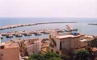 Vista sul porto di Sciacca  - Sciacca (5204 clic)