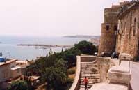 Vista sul Porto di Sciacca  - Sciacca (4711 clic)