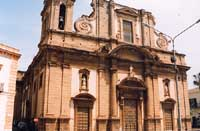 Basilica di Santa Maria del Soccorso (Duomo)  - Sciacca (7443 clic)