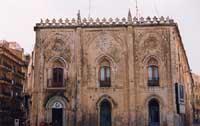 Palazzo Tagliavia di San Giacomo  - Sciacca (10469 clic)