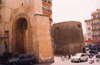 Porta San Salvatore  - Sciacca (3606 clic)