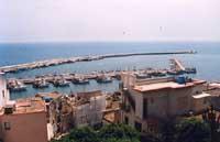Vista sul Porto di Sciacca  - Sciacca (7452 clic)