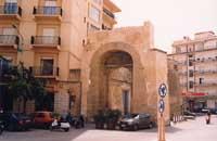 Porta San Salvatore  - Sciacca (4730 clic)