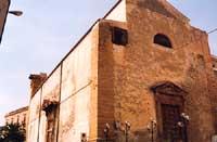 chiesa di s. maria dello spasimo  - Sciacca (5043 clic)