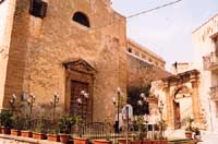chiesa  santa maria dello spasimo  - Sciacca (5627 clic)