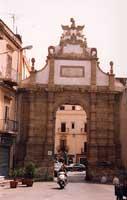 Porta Palermo SCIACCA Giambattista Scivoletto