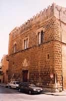 Palazzo Steripinto  - Sciacca (4719 clic)