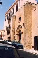 chiesa di sant'antonio  - Sciacca (3933 clic)