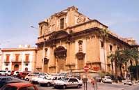 Basilica di Santa Maria del Soccorso (Duomo)  - Sciacca (6797 clic)