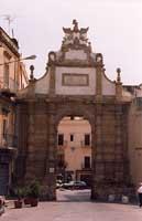 Porta Palermo  - Sciacca (8613 clic)