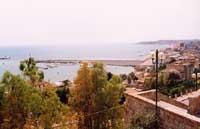 Panorama sul Porto di Sciacca  - Sciacca (5368 clic)