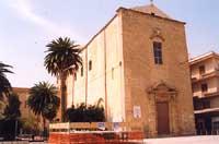 Chiesa di San Domenico in Piazza Scandaliato  - Sciacca (8471 clic)