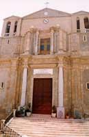 Chiesa Madre di San Leonardo Abate (o Santuario del SS Crocifisso?)  - Siculiana (12179 clic)