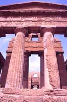Il Tempio della Concordia  - Valle dei templi (12061 clic)