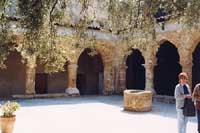 Chiostro della Chiesa di San Nicola  - Valle dei templi (5977 clic)