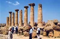 Tempio di Ercole  - Valle dei templi (3926 clic)
