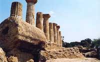 Tempio di Ercole  - Valle dei templi (2246 clic)