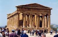 Tempio della Concordia  - Valle dei templi (21521 clic)