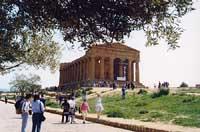 Tempio della COncordia  - Valle dei templi (4036 clic)