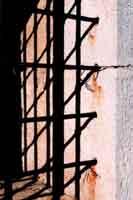 grata di finestra di masseria  modicana  - Modica (2411 clic)