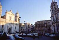 Cattedrale Santa Maria la Nova e Chiesa di San Sebastiano  - Caltanissetta (21799 clic)