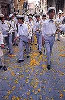 Festa del Crocifisso a Mazzarino  - Mazzarino (7053 clic)