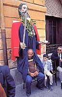 Festa del Crocifisso a Mazzarino  - Mazzarino (6639 clic)