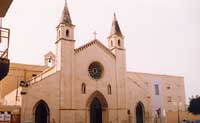 Chiesa Madonna delle Grazie dei Frati Minori Cappuccini  - Gela (9088 clic)