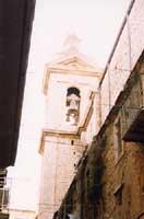 Campanile della chiesa del Rosario  - Gela (4593 clic)
