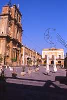 Chiesa Madre in Piazza Vittorio Emanuele  - Niscemi (12043 clic)
