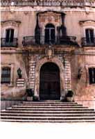 Palazzo dei Mercedari MODICA Comune di Modica