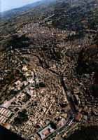 Panorama Aereo di Modica - Corso Umberto I  - Modica (2068 clic)