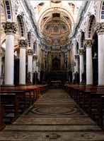 Interno Chiesa di San Pietro MODICA Comune di Modica