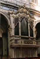 Chiesa di San Giorgio - organo MODICA Comune di Modica