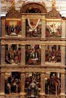 Chiesa di San Giorgio - polittico  - Modica (3046 clic)