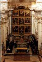 Interno Chiesa di San Giorgio  - Modica (4464 clic)