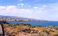 La costa di Aci Castello  - Aci castello (4779 clic)