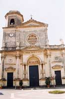 La Chiesa Matrice Collegiata di S. Maria La Catena  - Aci catena (7850 clic)